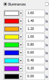 Corridor Colours